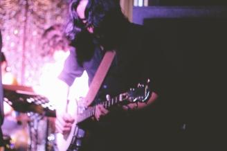 Louie Talan of Plan Of Fools, Razorback, and Manila Blues Experience (Salon de Ning, May 2018)