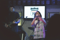 Yzabel Torres of Banna Harbera (Route 196, Oct 2016)